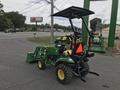 2021 John Deere 1025R Tractor