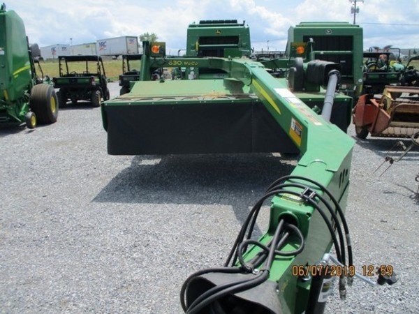 2018 John Deere 630 Mower Conditioner