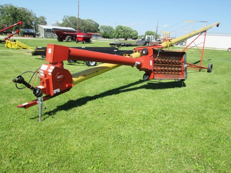 2004 Westfield MK100-71 Augers and Conveyor