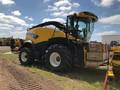 2019 New Holland FR650 Self-Propelled Forage Harvester