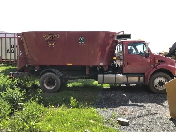 2018 Meyer F585 Grinders and Mixer