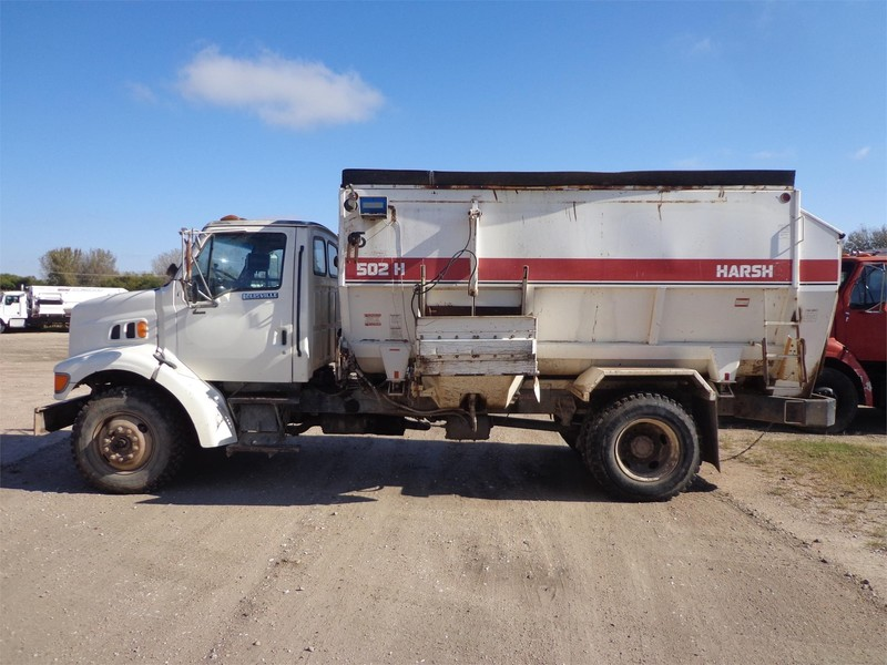 1997 Harsh 502H Grinders and Mixer