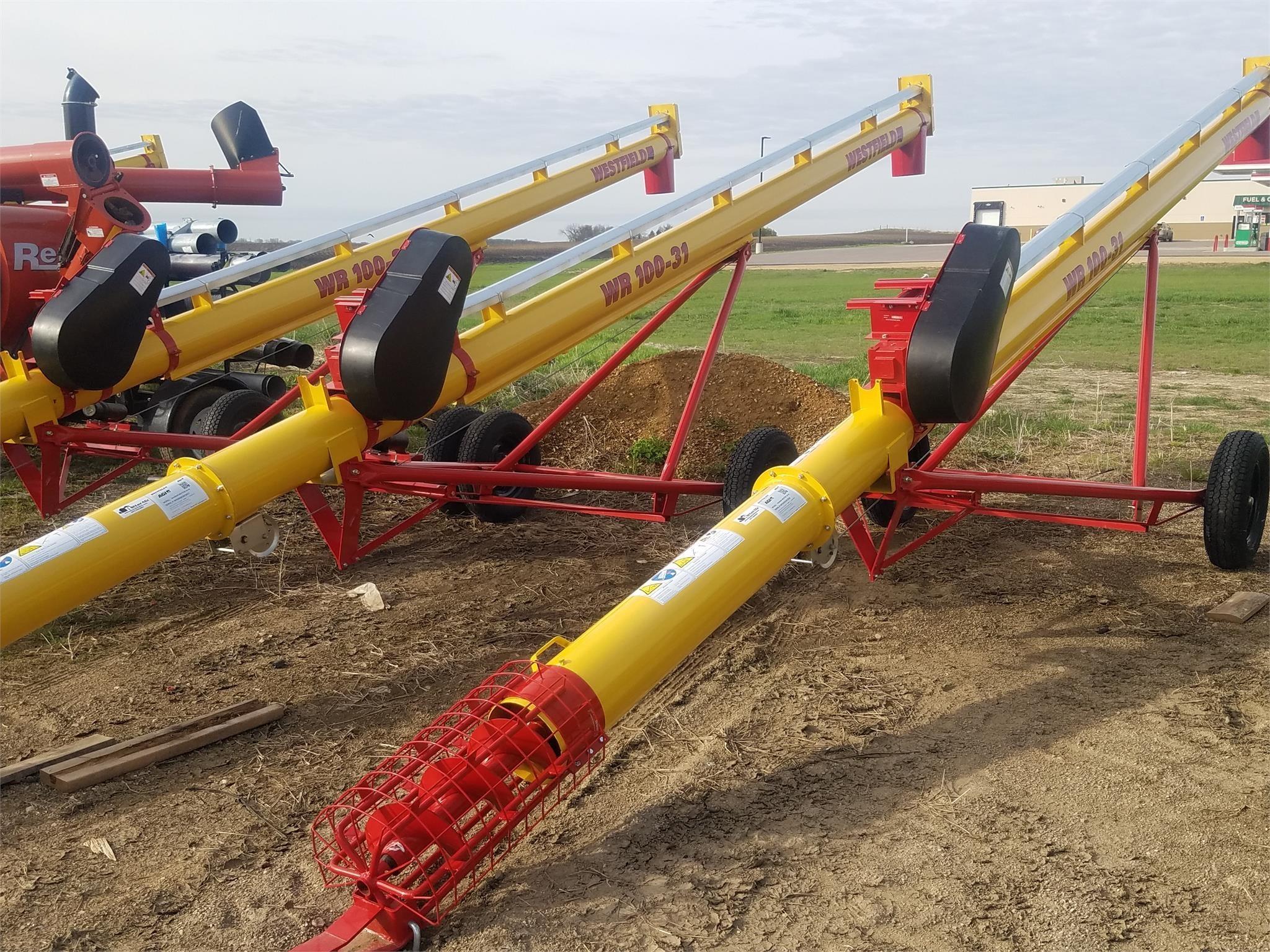 2021 Westfield WRX80-31 Augers and Conveyor