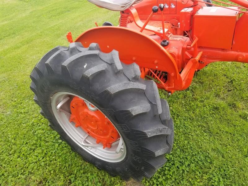 1952 Allis Chalmers CA Tractor