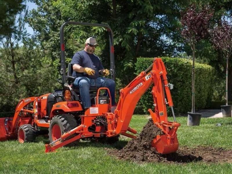 2019 Kubota BX23S Tractor