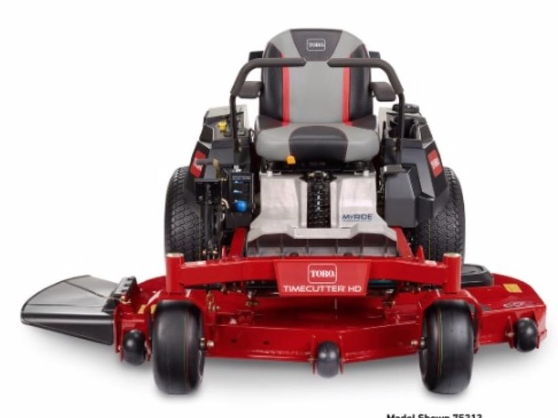 Used Toro TIMECUTTER HD 75213 Lawn and Garden for Sale