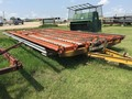McKee 13x24 Bale Wagons and Trailer