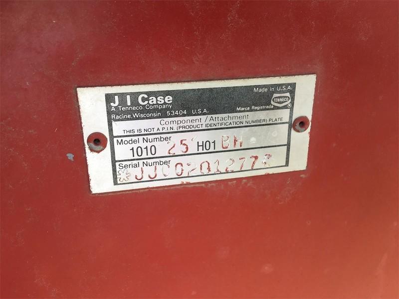 Case IH 1010 Platform