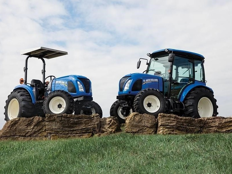 Used New Holland Boomer 50 Tractors for Sale | Machinery Pete