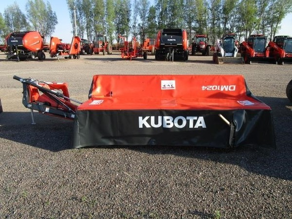 2019 Kubota DM1024 Disk Mower