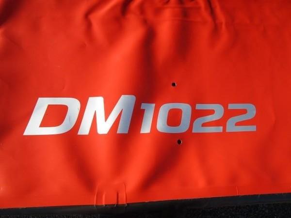 2019 Kubota DM1022 Disk Mower
