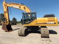 2011 Case CX300C Excavators and Mini Excavator