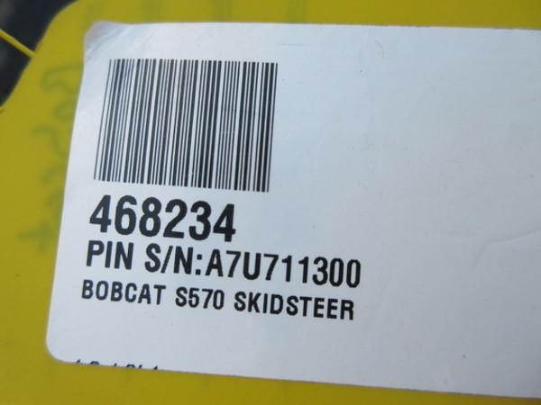2013 Bobcat S570 Skid Steer