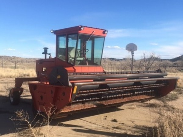 Used MacDon 7000 Self-Propelled Windrowers and Swathers for Sale