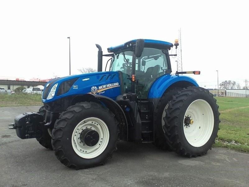 2017 New Holland T7.290 SIDEWINDER II Tractor