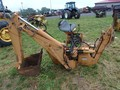 Case D100 Loader and Skid Steer Attachment