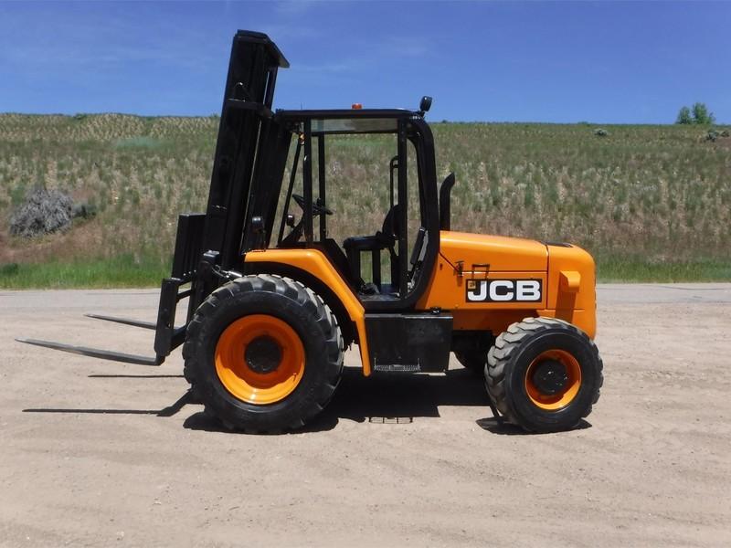 2012 JCB 930 Forklift