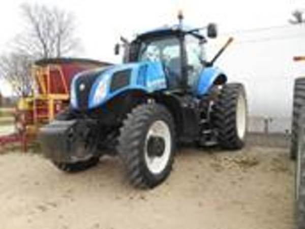 2011 New Holland T8.300 Tractor