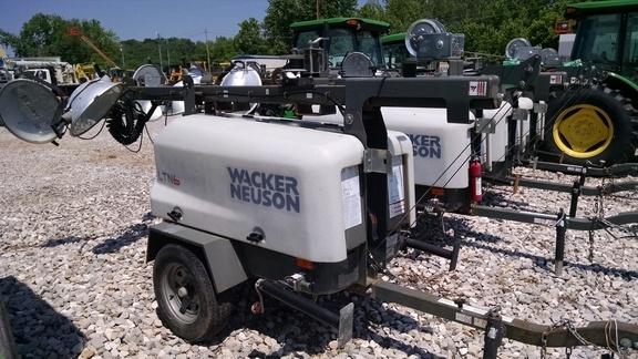 2010 Wacker Neuson LTN6L LIGHT PLANT Generator