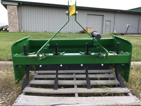 Used Frontier BB2048 Blades for Sale | Machinery Pete