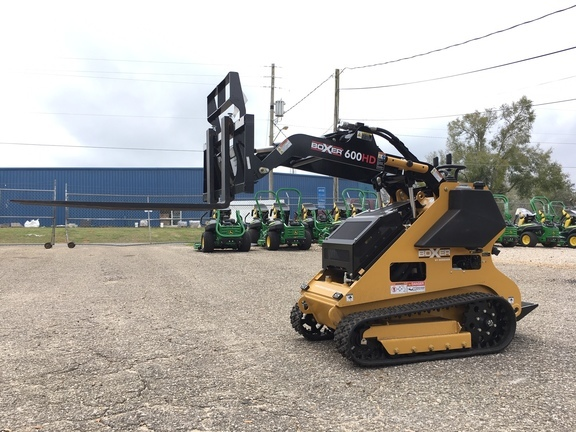 2021 Boxer 600HD Skid Steer