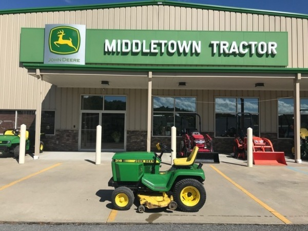 John Deere 316 Lawn and Garden for Sale | Machinery Pete