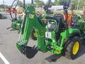 2019 John Deere 2025R TLB Tractor