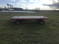 Custom Custom Hay Wagon Bale Wagons and Trailer