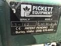 2013 Pickett C8030 Bean Bar