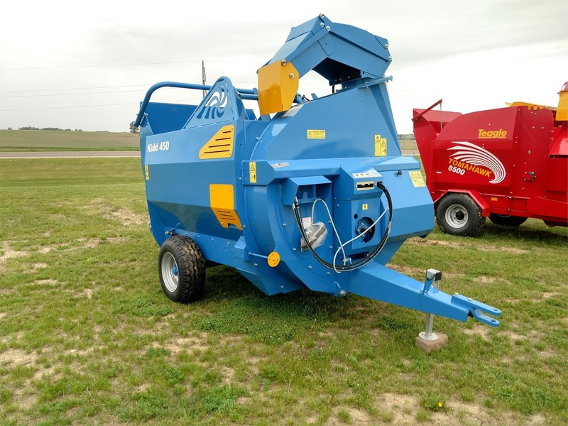 2015 Kidd 450 Grinders and Mixer