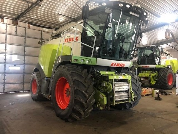 2013 Claas Jaguar 940 Self-Propelled Forage Harvester