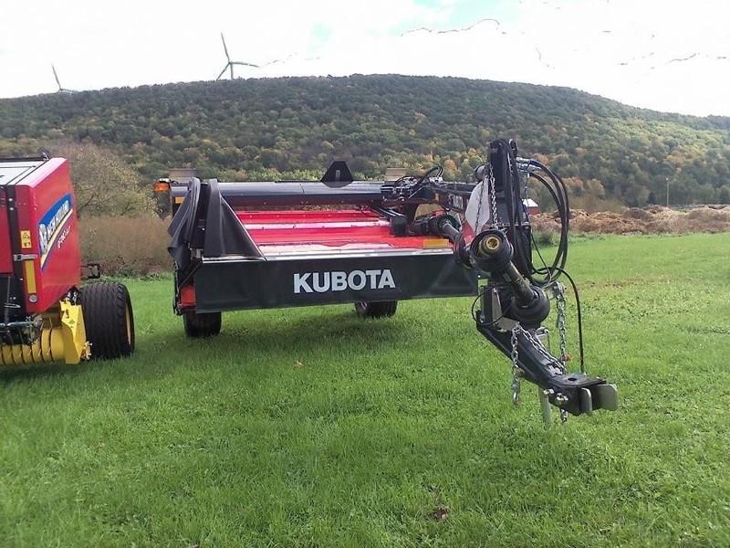 2018 Kubota DMC8028R Disk Mower