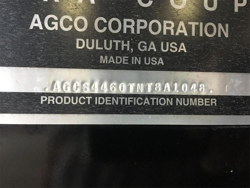 Ag-Chem SpraCoupe 4460 Self-Propelled Sprayer