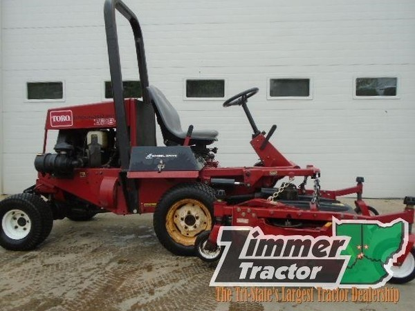 Used Toro GroundsMaster 328D Lawn and Garden for Sale | Machinery Pete