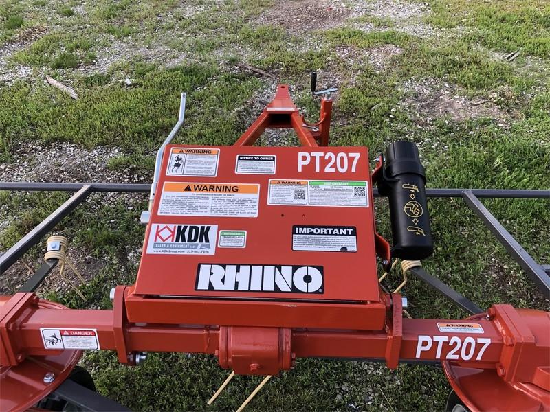 2019 Rhino PT207 Tedder