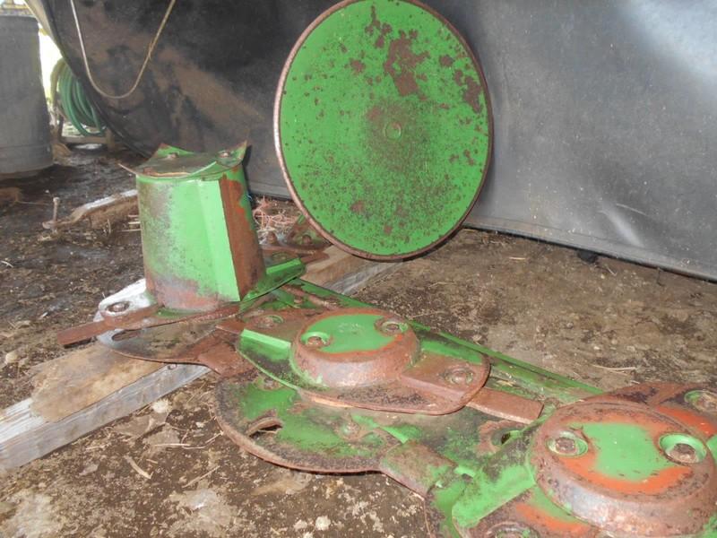 2014 John Deere 275 Disk Mower