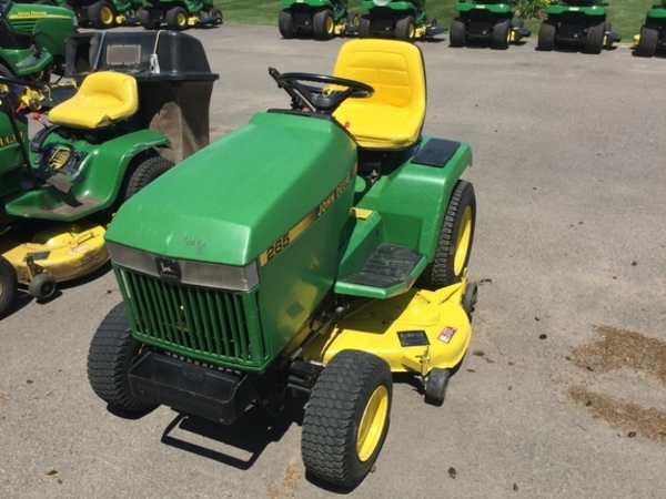 John Deere 265 Lawn And Garden For Sale Machinery Pete