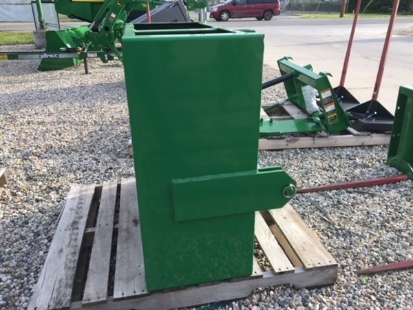 2018 John Deere BW15852 Loader and Skid Steer Attachment