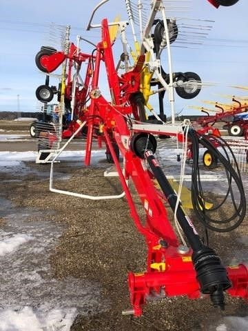 2018 Pottinger TOP 722 Rake