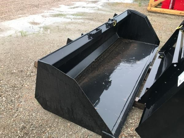 """Noname 78"""" Bucket Loader and Skid Steer Attachment"""