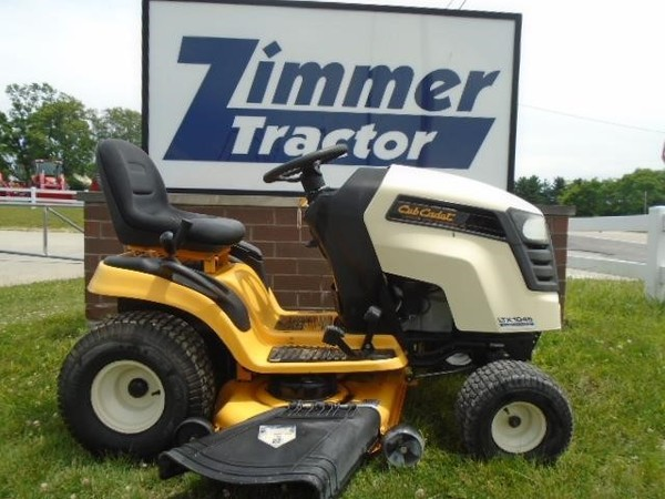 Used Cub Cadet LTX1045 Lawn and Garden for Sale | Machinery Pete