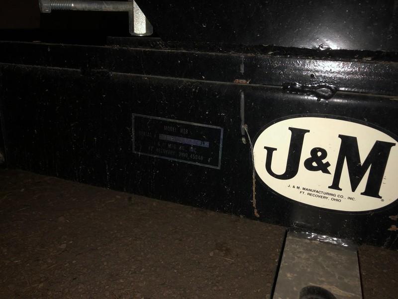 J&M HT8 Header Trailer