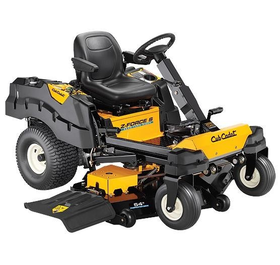 2019 Cub Cadet Z-Force S54 Lawn and Garden