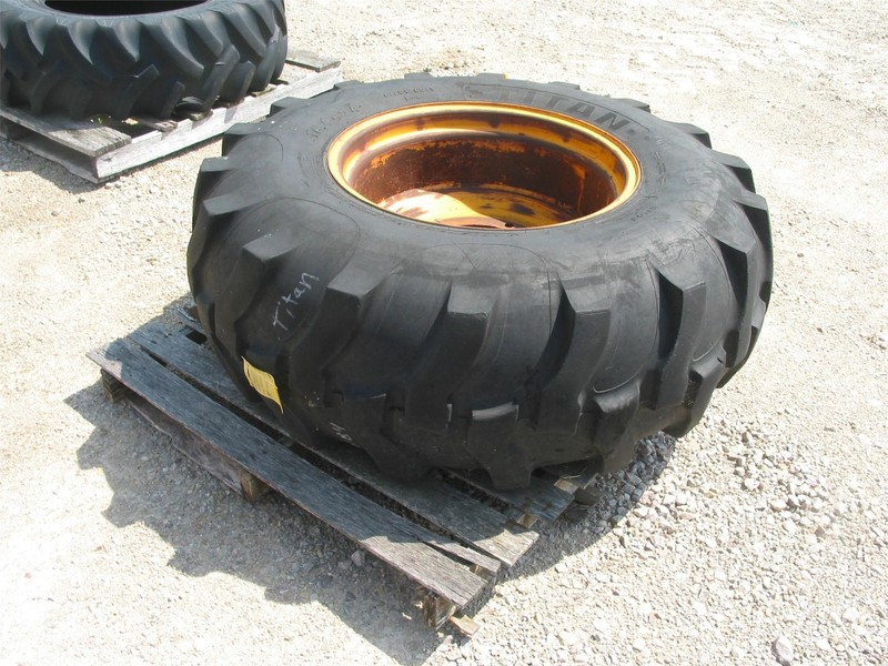 Titan 16.9-24 Wheels / Tires / Track