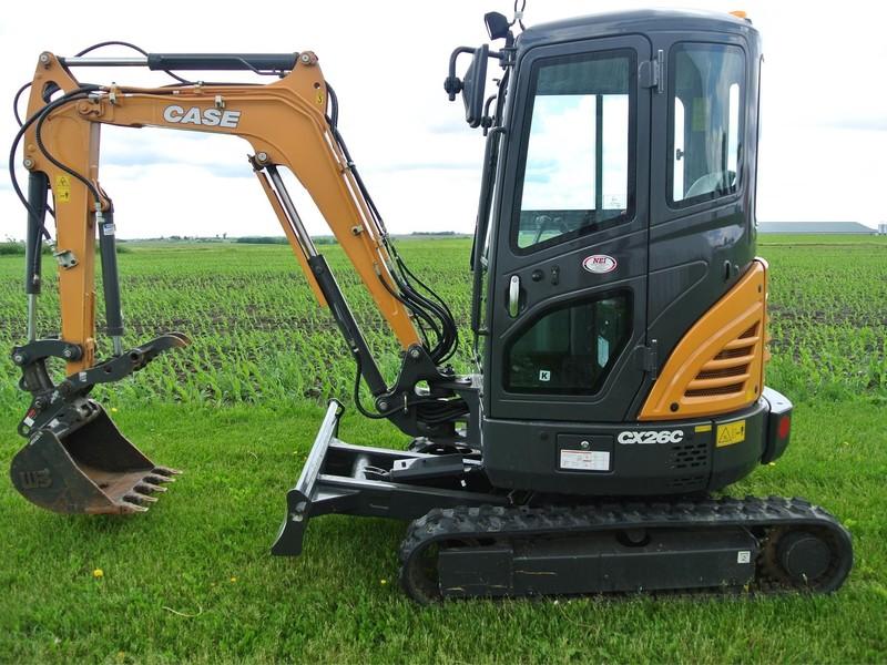 Used Excavators and Mini Excavators for Sale | Machinery Pete