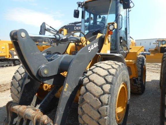 2014 Deere 544K Wheel Loader