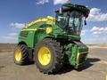 2016 John Deere 8700 Self-Propelled Forage Harvester