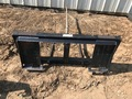 Tri-L Manufacturing skid steer bale spear Hay Stacking Equipment