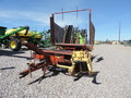 1990 New Holland 1032 Bale Wagons and Trailer