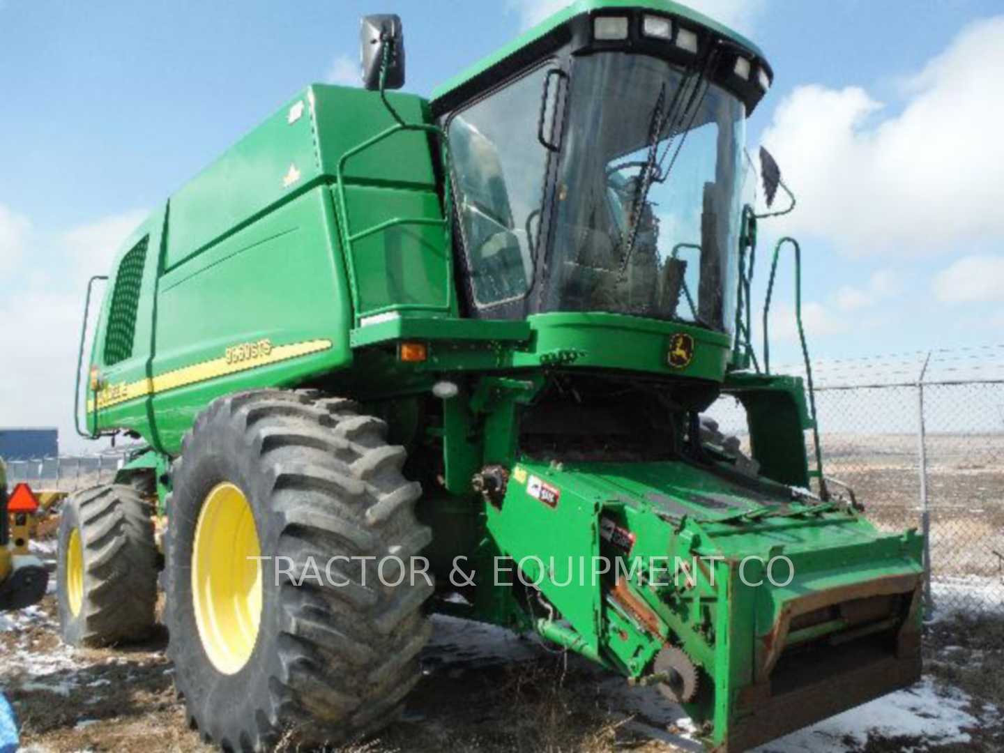 2005 John Deere JD9860STS Miscellaneous